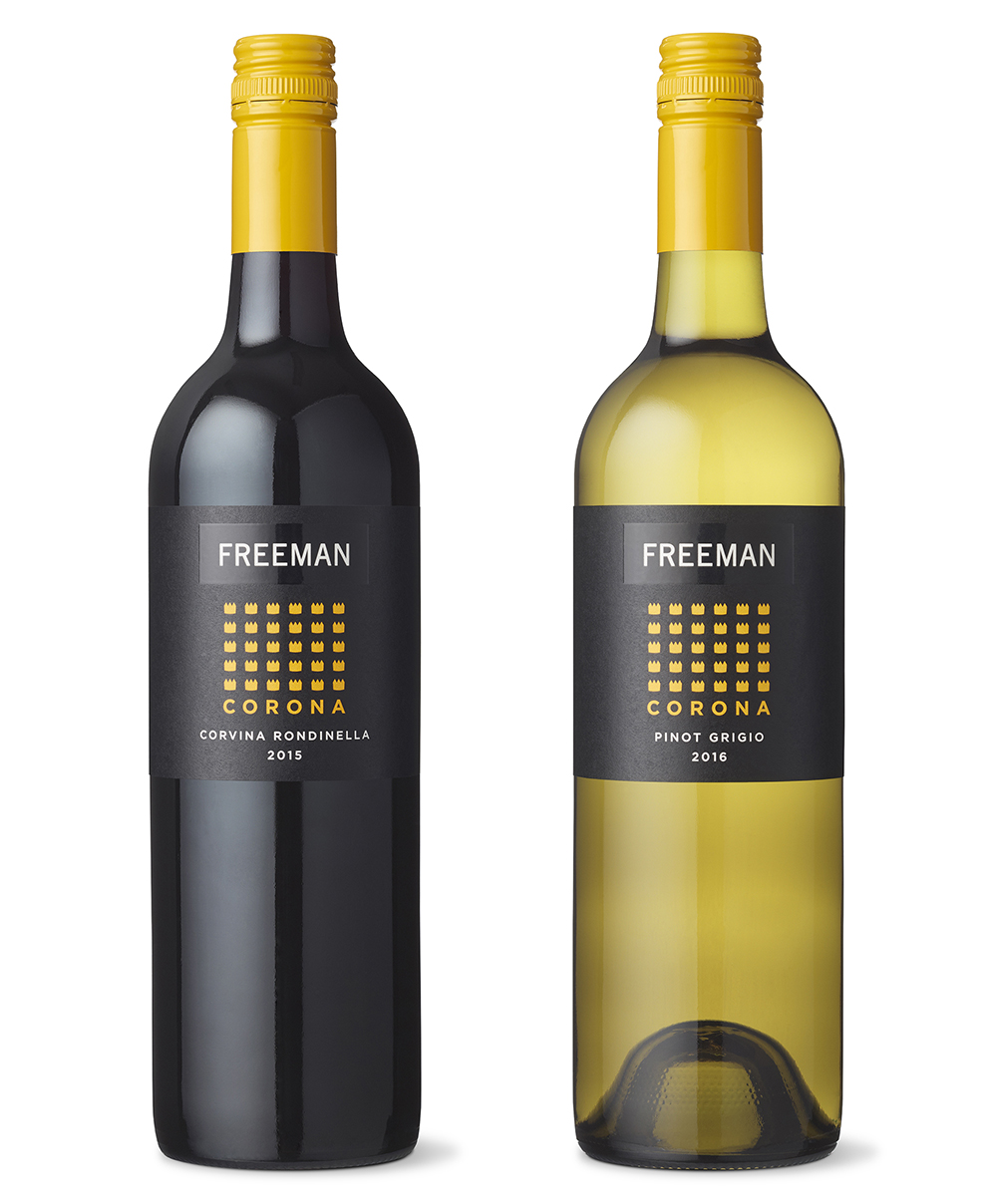 Recently launched Corona range takes the yellow to the next level.
