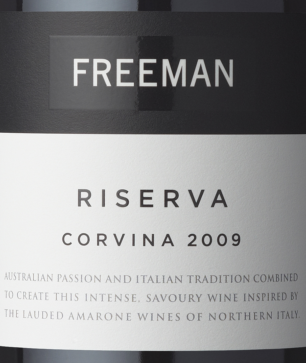 Winemaker Brian Freeman likes simplicity and he likes yellow. I can work with that.
