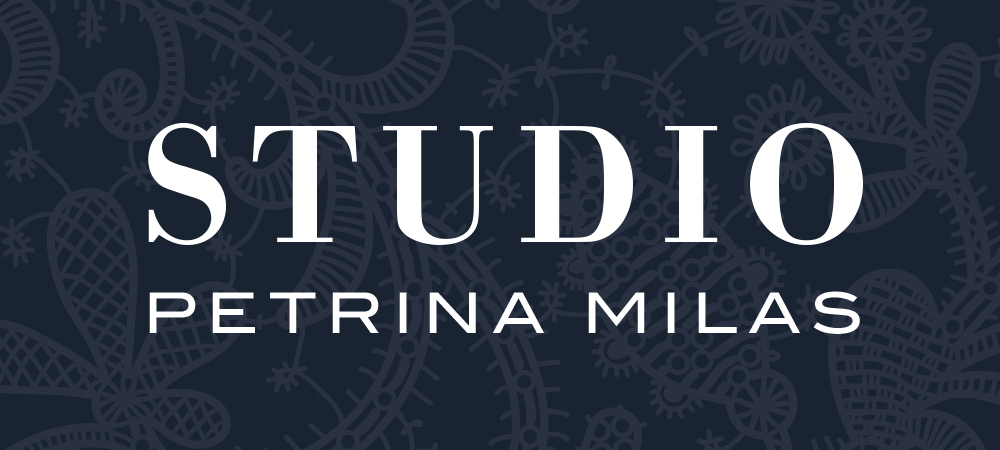 Petrina Milas runs a very successful hair and make-up studio. A slight change to her business name and a new classic logo treatment has given her business a stylish, elegance that works for both her wedding and her corporate clients.