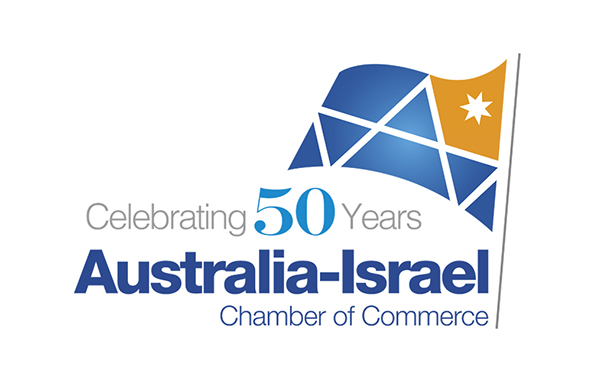The Australia-Israel Chamber of Commerce is one of Australia's leading business networking and thought leadership forums, linking Australian businesses with the extraordinary tech start-up culture of Israel's innovation economy. Using forms derived from the existing Logo, a triangular matrix was devised to create a framework for supporting imagery. This adds energy and dynamism to the branding as well as being a flexible system that allows variation across a range of pieces.