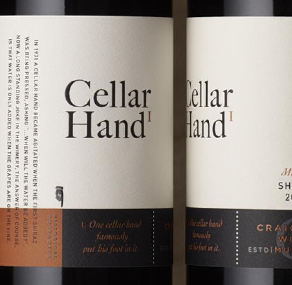 Craigmoor Cellar Hand