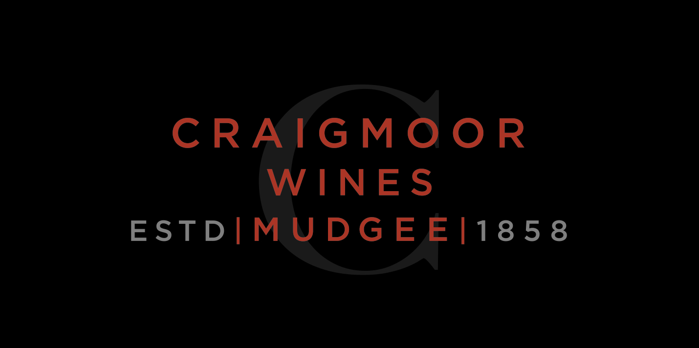 Established in 1858, Craigmoor, is the oldest Cellar Door in Mudgee. A new identity and packaging for the Cellar Door range was devised to firmly link Craigmoor to the vibrant social and winemaking history of the area. Each label tells a story associated with some aspect of life and winemaking over the decades in Mudgee. The use of typography gives the range an air of authority and credibility. The wine names and stories offer the perfect conversation starter at Cellar Door to engage customers.
